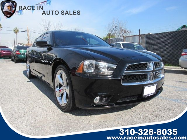 2012 Dodge Charger RT Plus HEMI