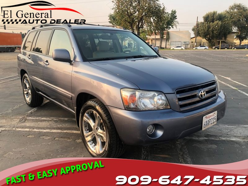 2007 Toyota Highlander w/3rd Row