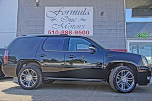 View 2013 Cadillac Escalade