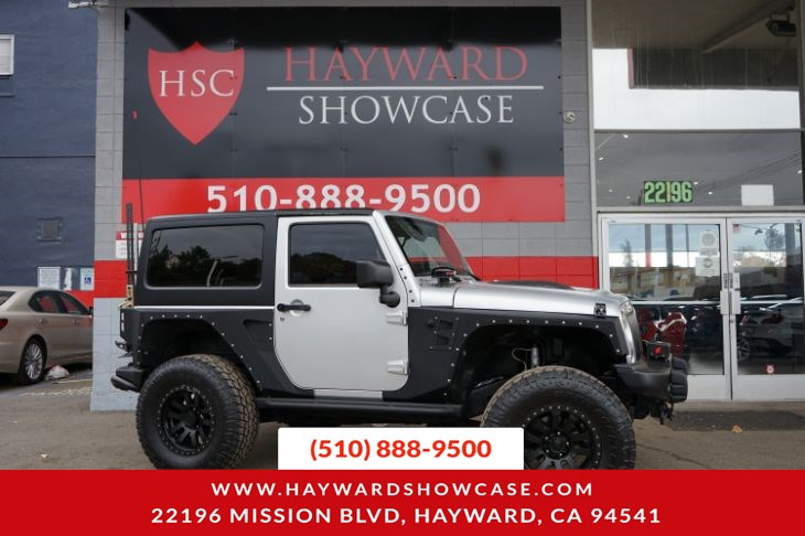 2012 Jeep Wrangler Call of Duty MW3 #1320 OUT 3500