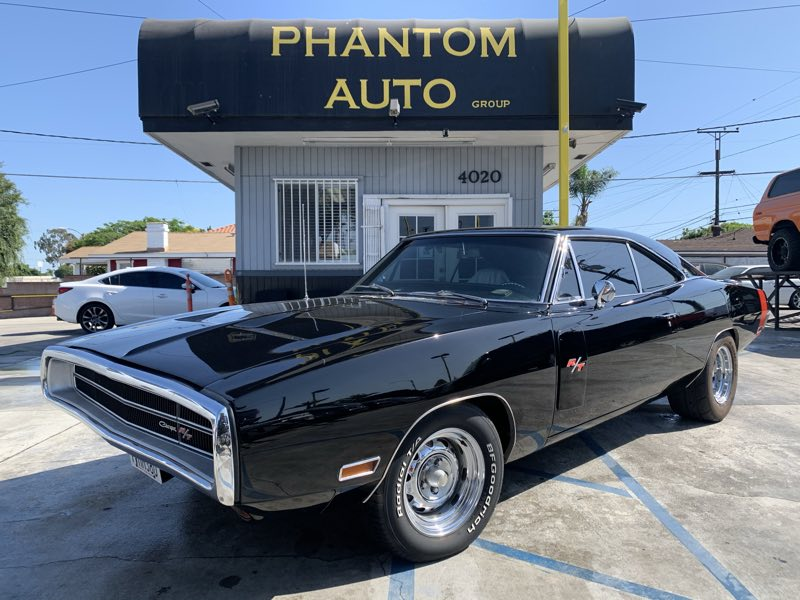 1970 Dodge Charger SE/RT