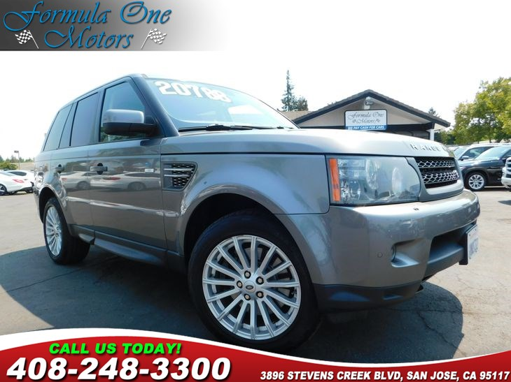 Used 2010 Land Rover Range Rover Sport HSE in San Jose
