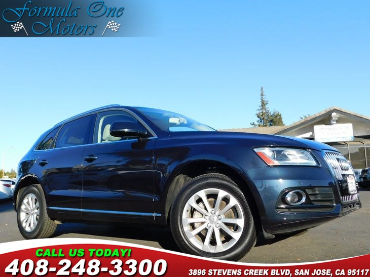 Used Audi Q Premium Plus In San Jose - Audi san jose