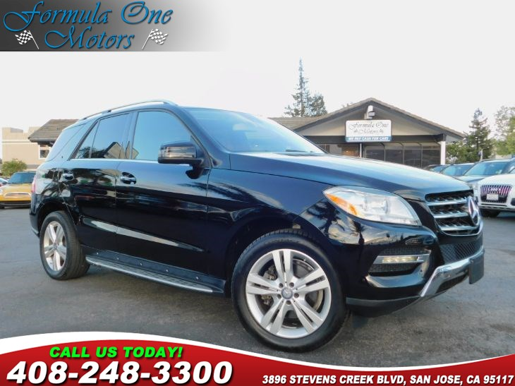 Mercedes San Jose >> Used 2014 Mercedes Benz Ml 350 Suv In San Jose
