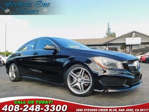 Used 2014 Mercedes-Benz CLA 250 Coupe in San Jose