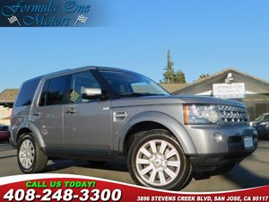 View 2013 Land Rover LR4