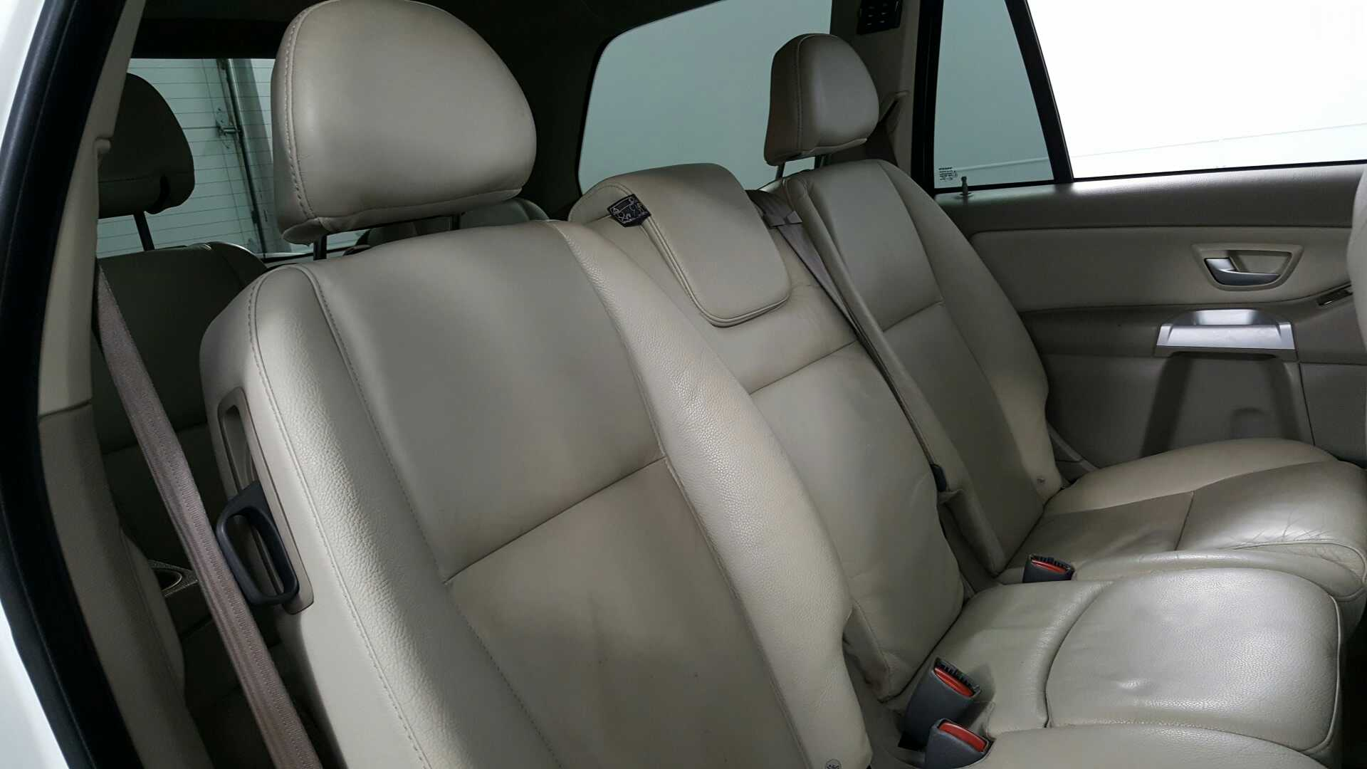 PREMIUM QUILTED REAR SEAT COVER FOR VOLVO XC90 2.5T 02-
