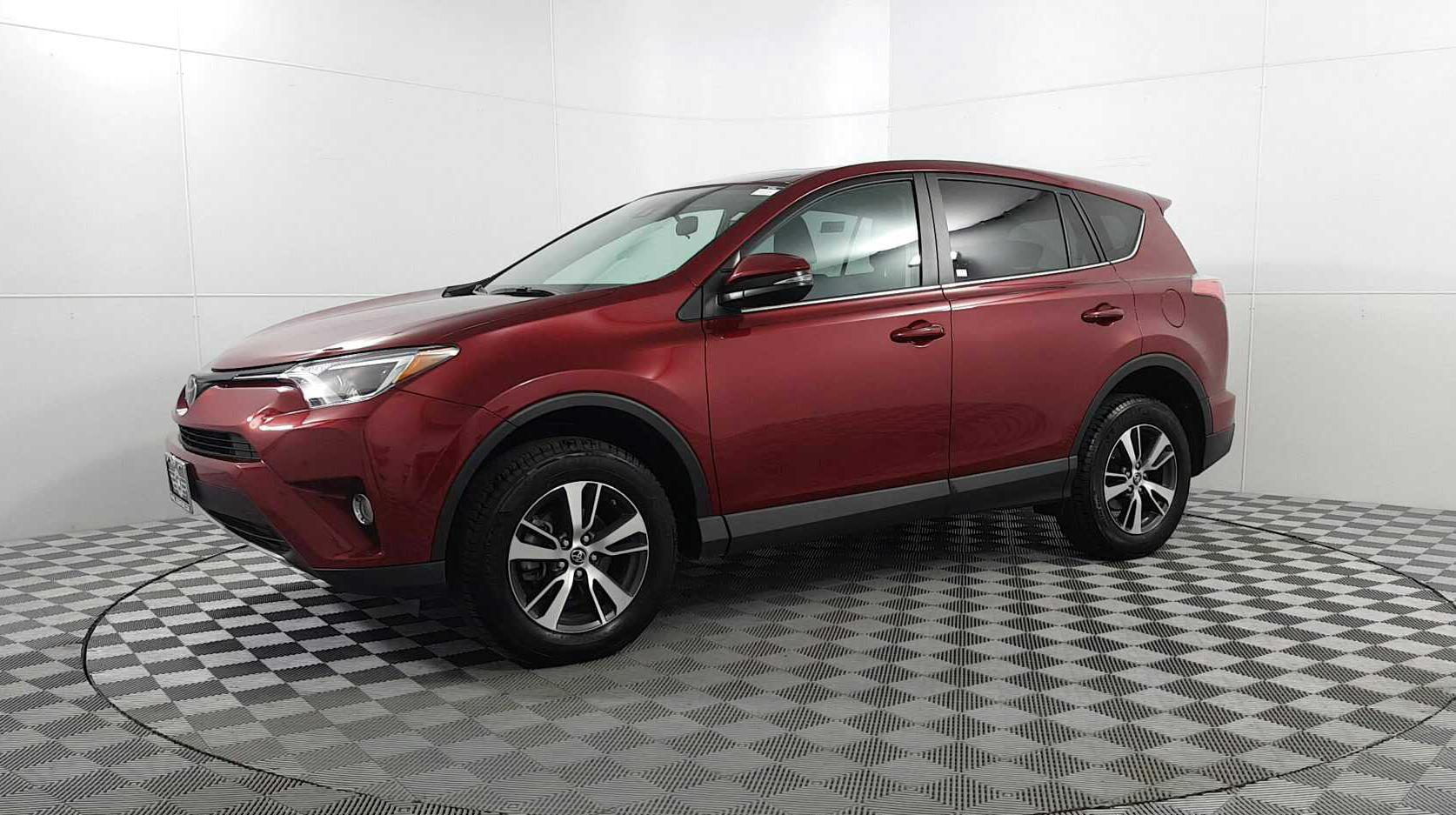 Toyota RAV4 Owners Manual: Tilting up and down