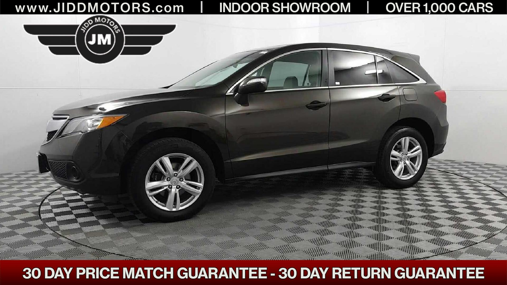 sold 2015 acura rdx in des plaines