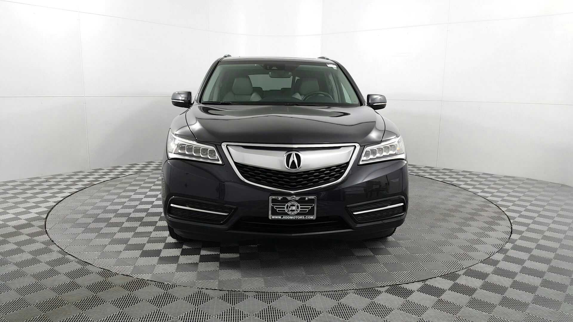 Used 2016 Acura MDX 3 5L SH AWD w Technology Pkg in Des Plaines