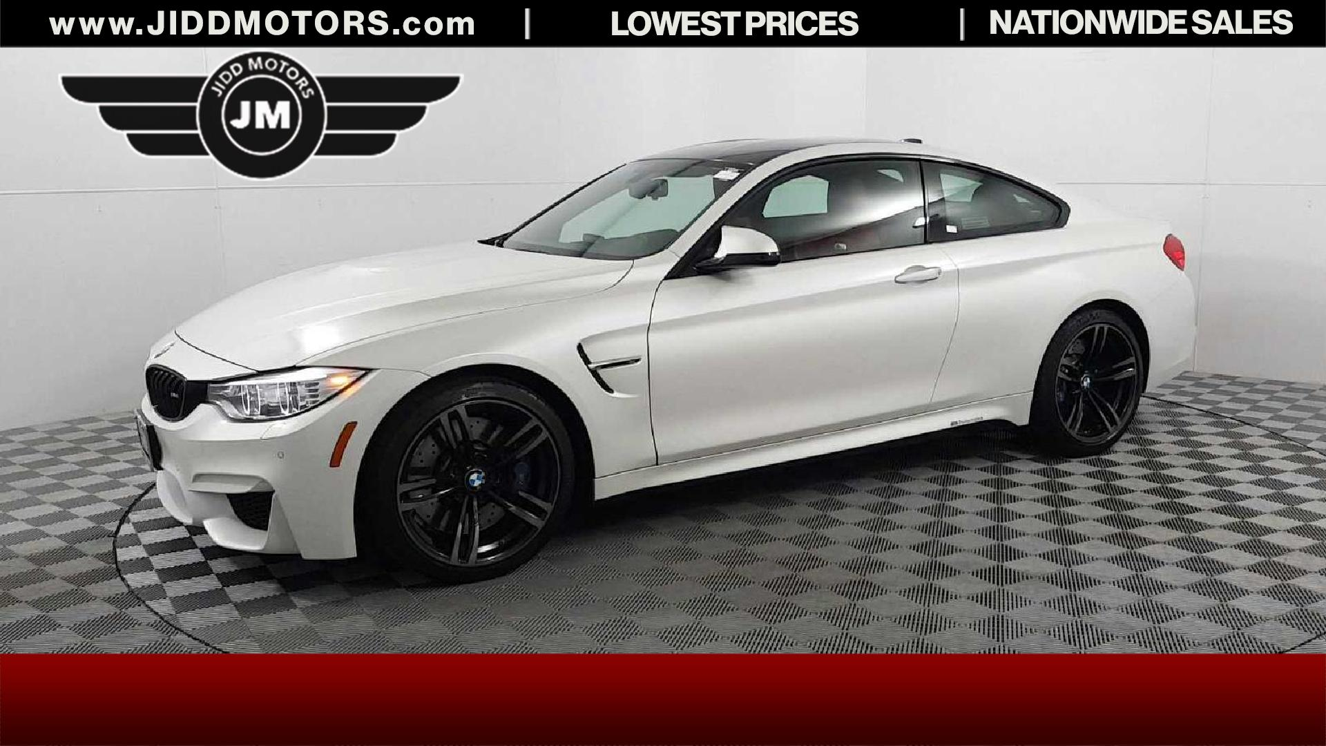 Luxury Used 2015 BMW M4 for Sale in Chicago IL Jidd Motors