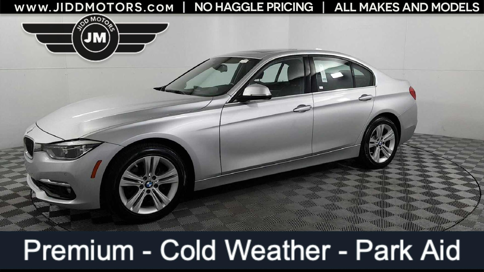 2016 BMW 3 Series 328i xDrive Premium
