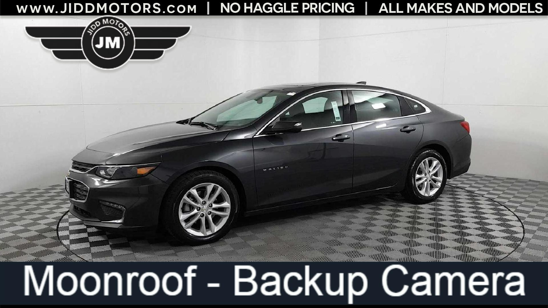 2018 Chevrolet Malibu LT 1LT Sunroof