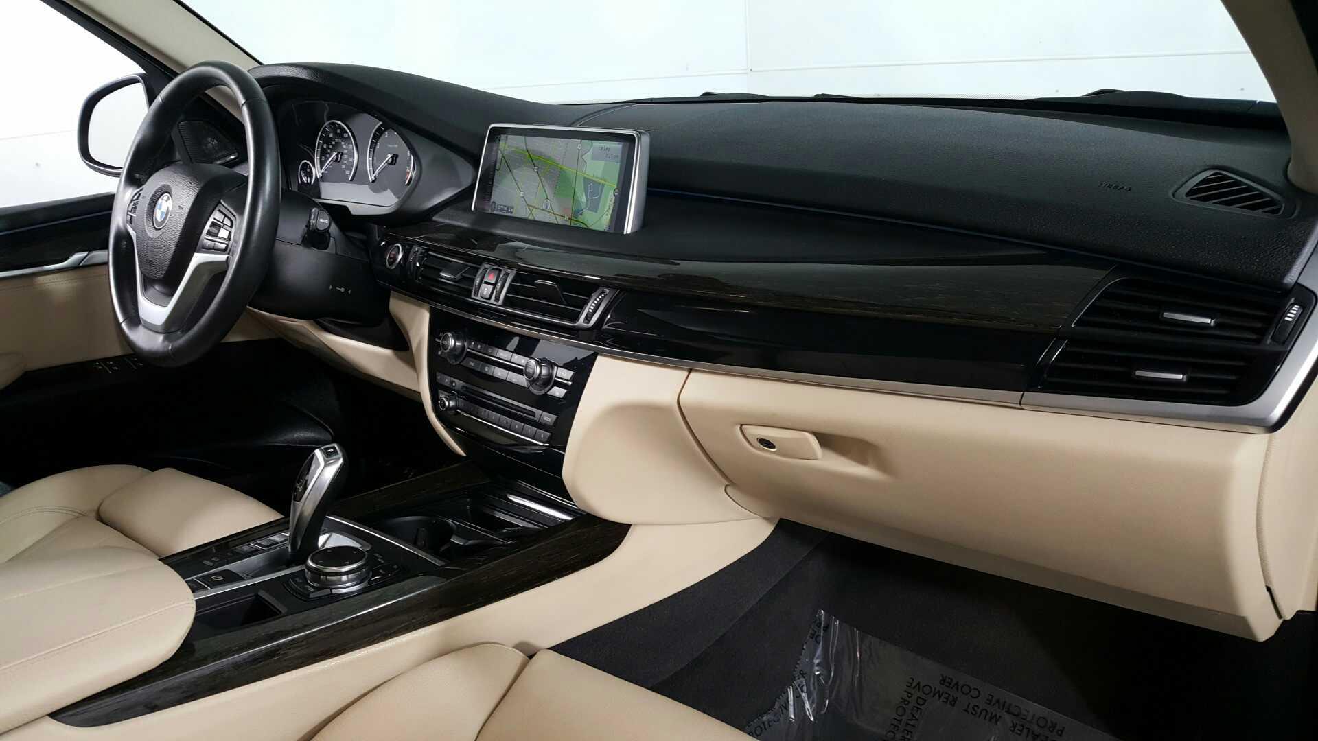 2016 BMW X5 xDrive35i 3rd Row Seat