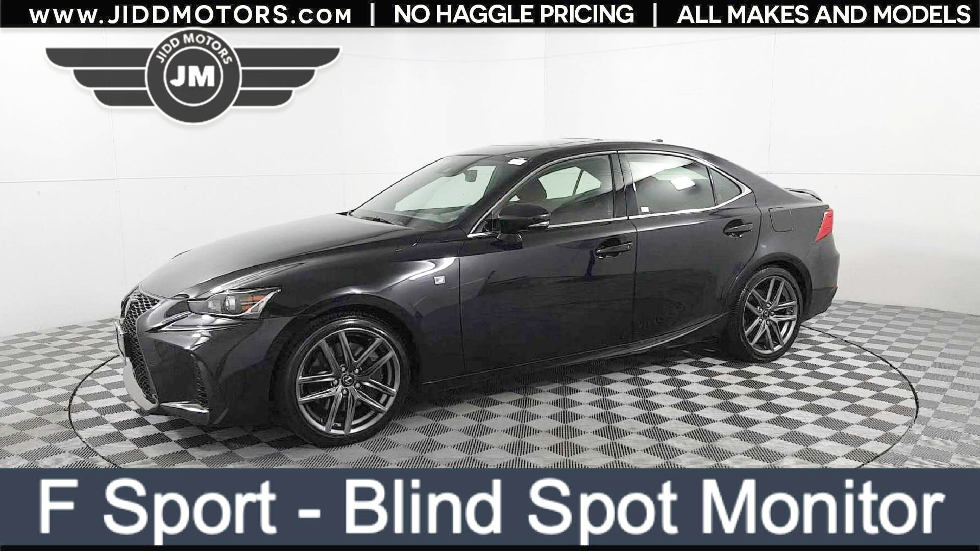 2017 Lexus IS 300 F-Sport