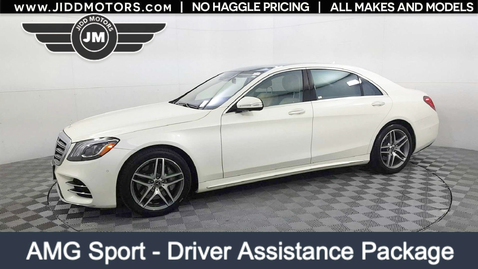 Luxury Used Mercedes-Benz for Sale in Chicago, IL - Jidd Motors