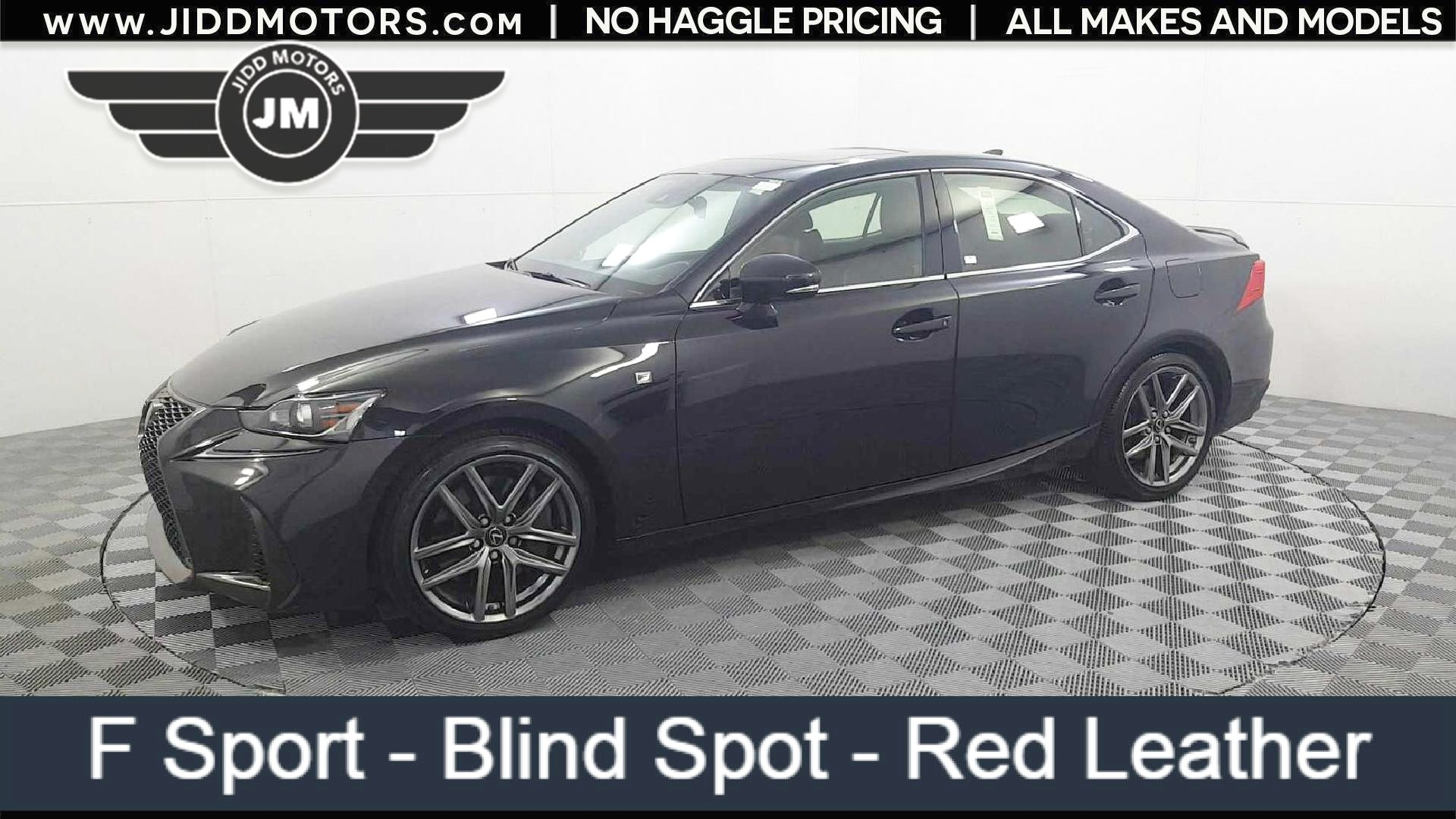 2017 Lexus IS 300 F Sport
