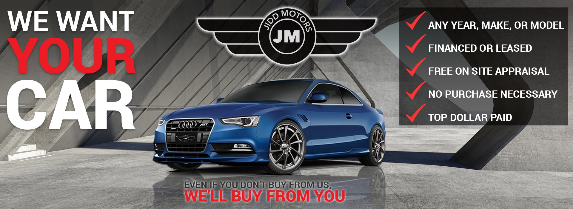 Luxury Used Cars Chicago, IL | Imports and Domestics - Jidd Motors