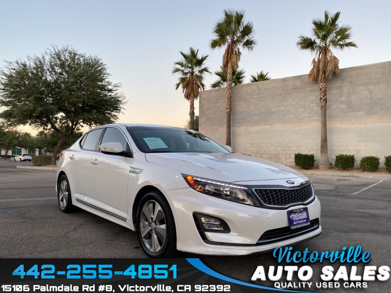 2015 Kia Optima Hybrid EX