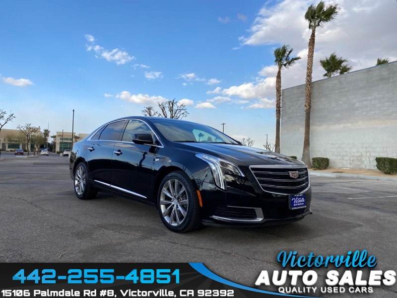 2018 Cadillac XTS Livery Package