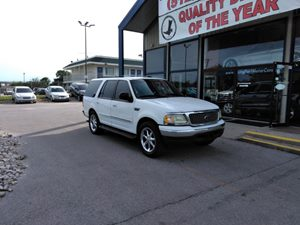 View 2001 Ford Expedition