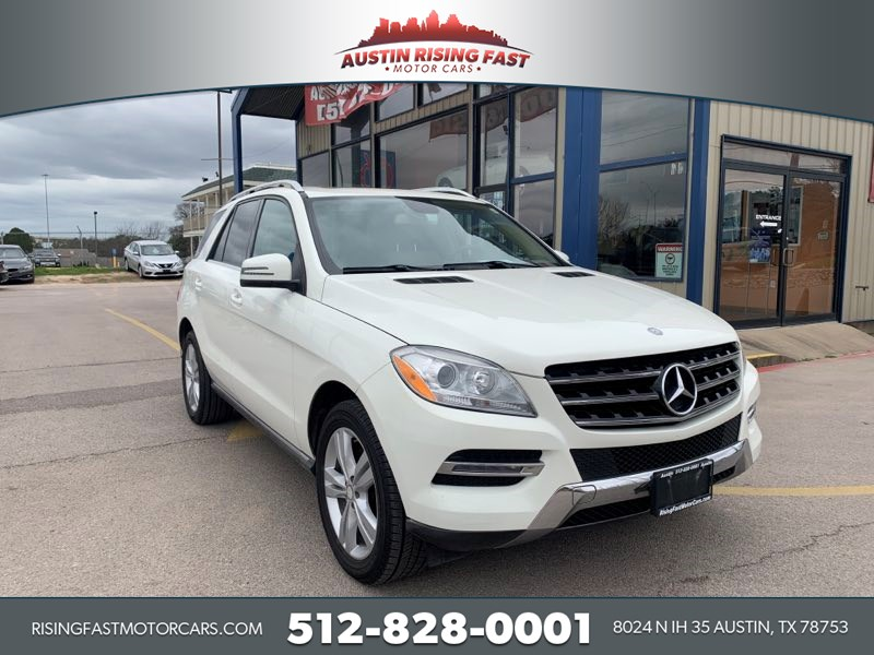 2013 Mercedes-Benz ML 350 SUV