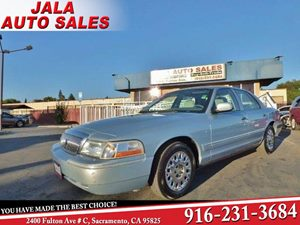 View 2005 Mercury Grand Marquis