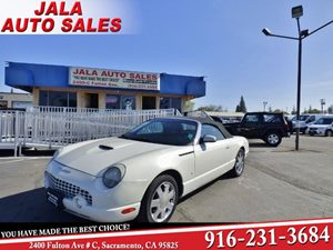 View 2003 Ford Thunderbird