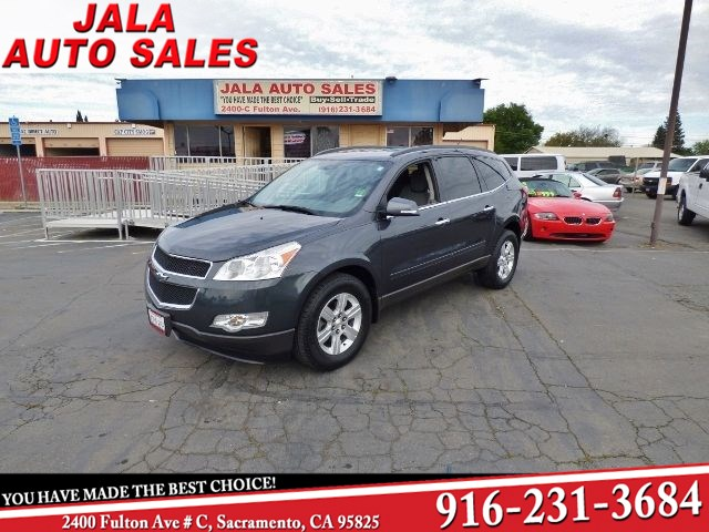 2012 Chevrolet Traverse LT w/1LT*FAMILY SIZE**THIRD ROW SEAT**