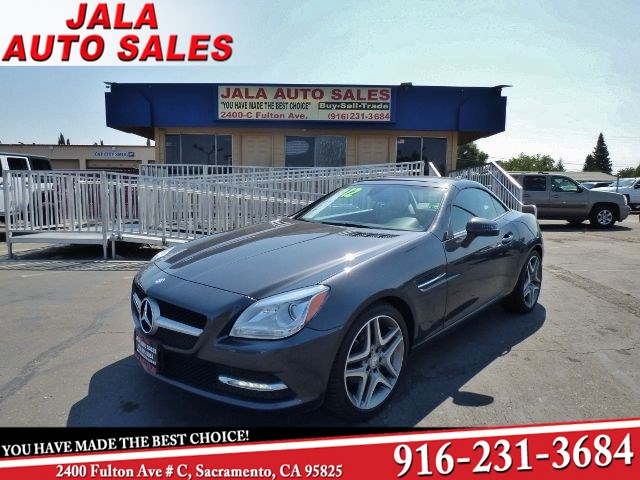 2012 Mercedes-Benz SLK 250 CONVERTIBLE**FUN RIDE**ALL POWER**LOW MILES