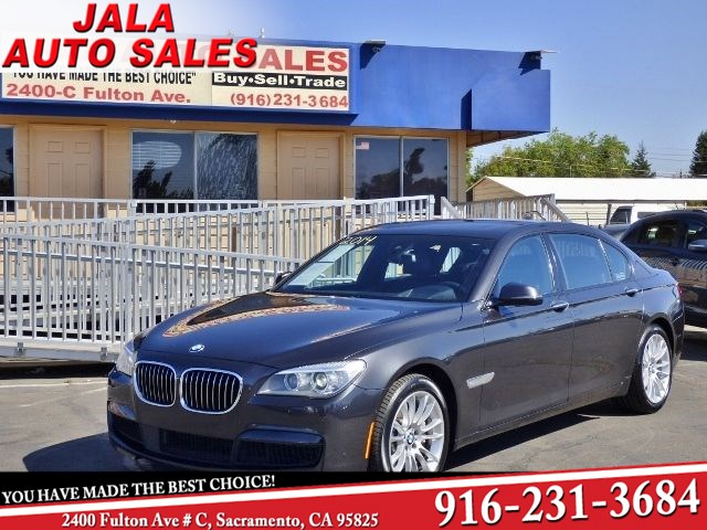 2014 BMW 7 Series 750 LI**SUPER LOADED**LIKE NEW**
