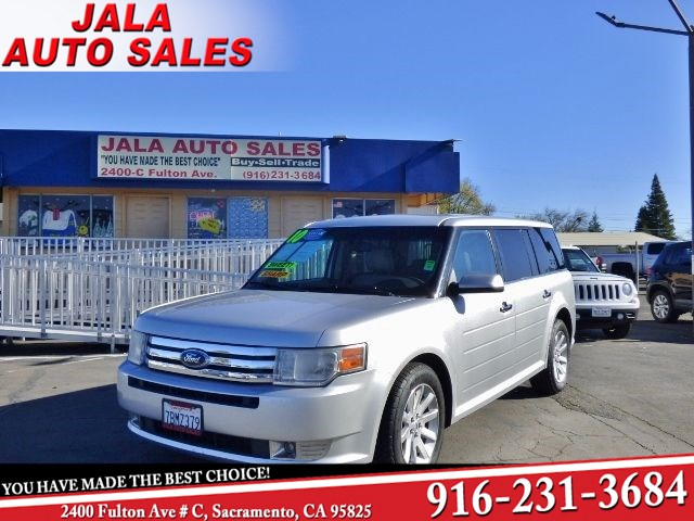 2010 Ford Flex SEL LEATHER  ALL POWER