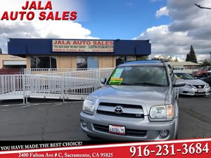 View 2007 Toyota Sequoia