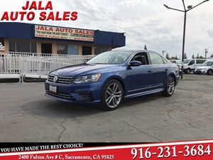 View 2016 Volkswagen Passat R-LINE  **Loaded***Leather***