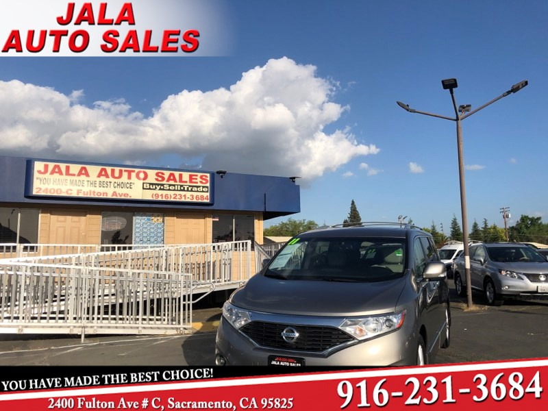 2011 Nissan Quest SL**Leather** Loaded***family van***