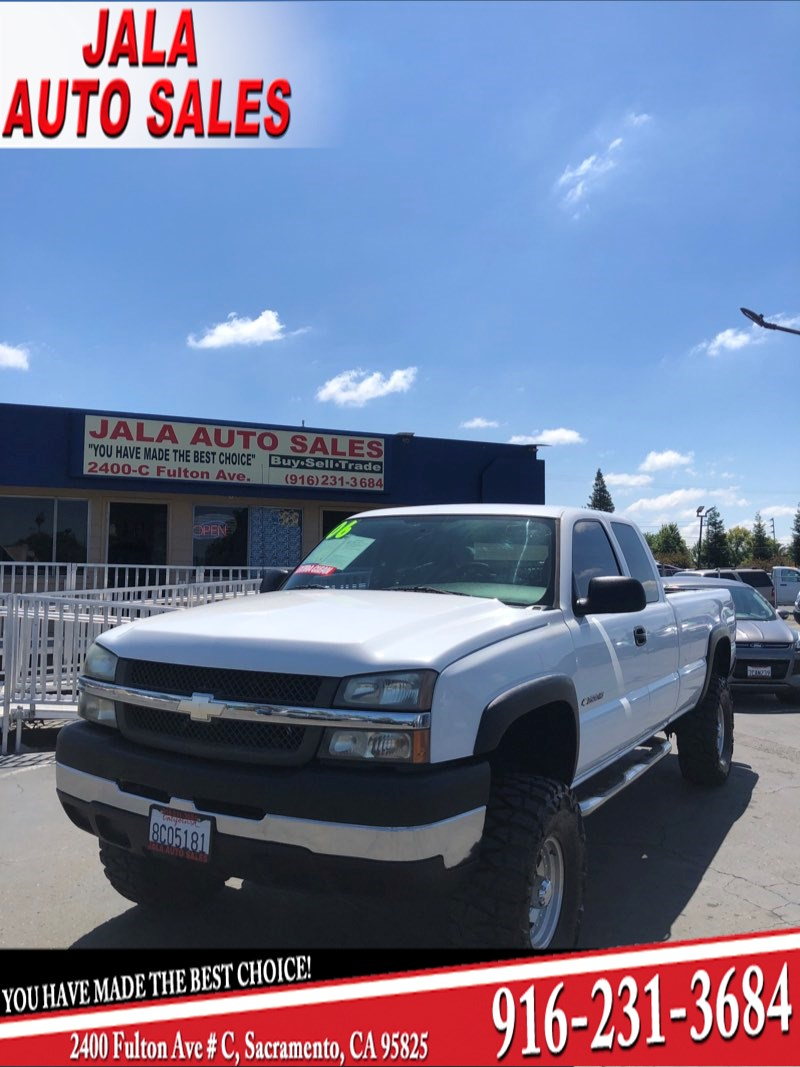 2006 Chevrolet Silverado 2500HD Work Truck***LIFTED**RUNS AND DRIVE STRONG****