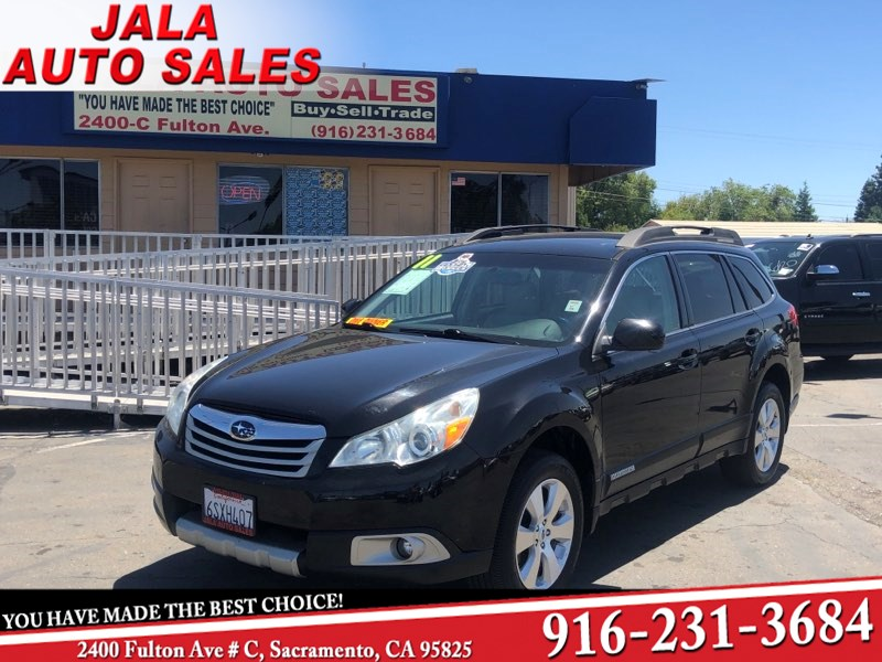 2011 Subaru Outback 3.6R Limited **ONE OWNER***AWD**LEATHER MOON ROOF