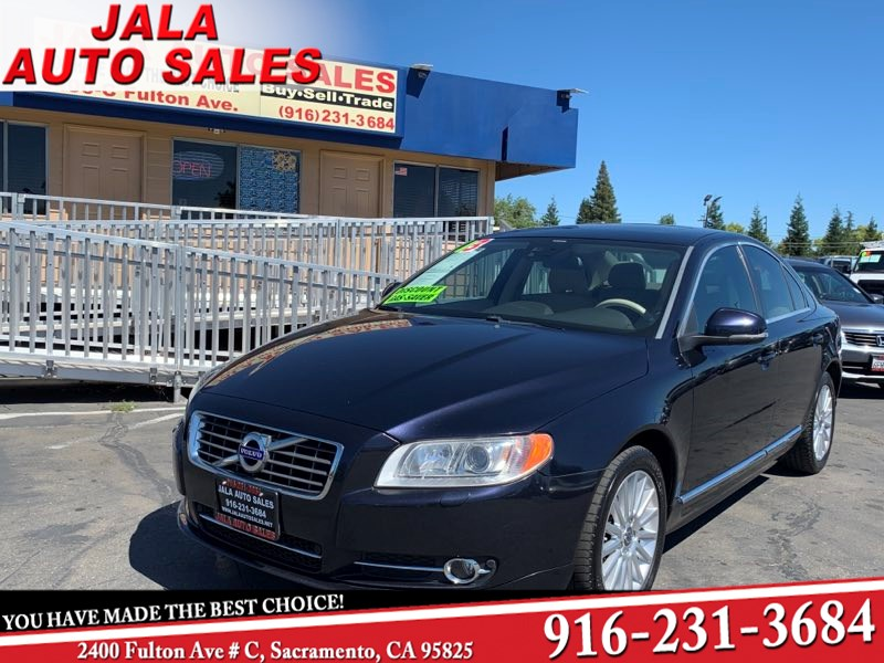 2013 Volvo S80 3.2L**super nice and clean***low miles 75k miles**