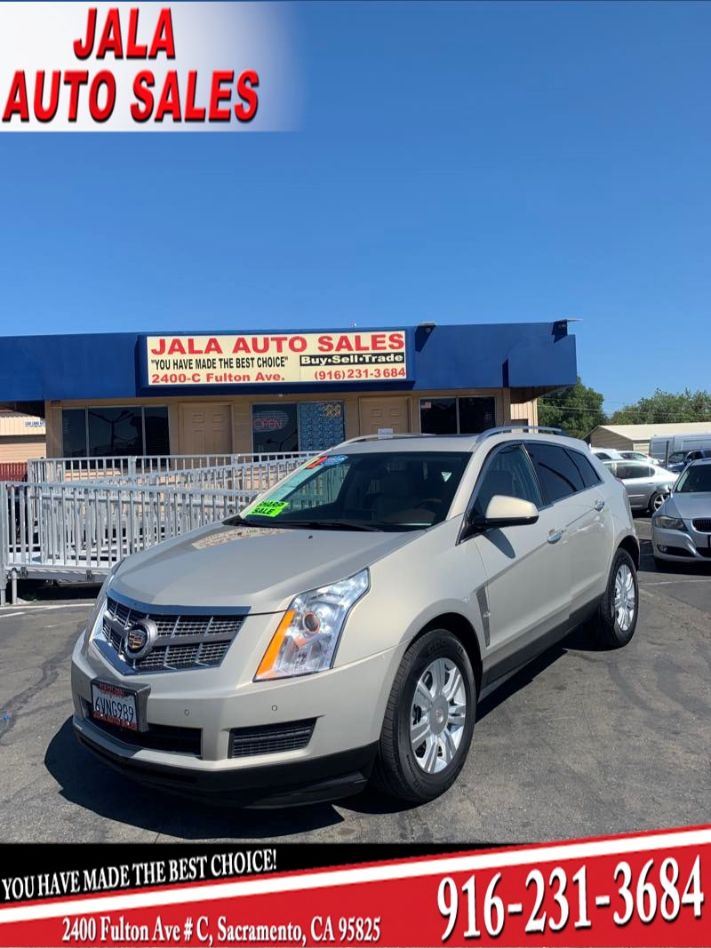 2012 Cadillac SRX Luxury Collection**FULLY LOADED**NAVY**MOONROOF