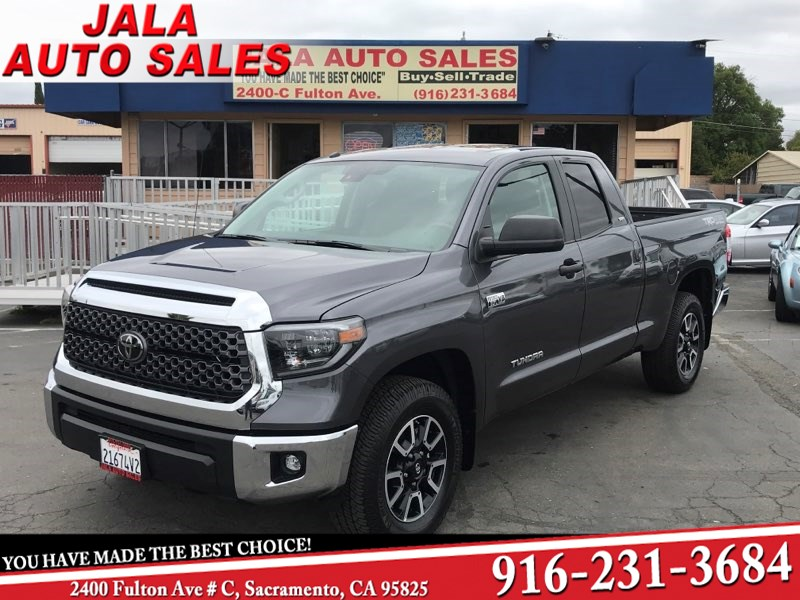 2019 Toyota Tundra 4WD SR5***TRD 4X4***LIKE NEW**ONE OWNER**JUST 4K MILES