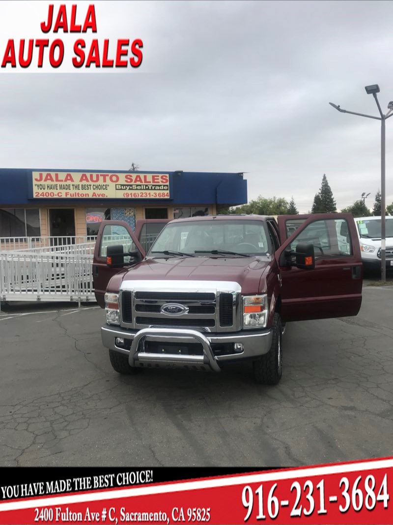 2008 Ford Super Duty F-250 SRW Lariat**LOADED**LOW MILES**4X4***ONE OWNER**