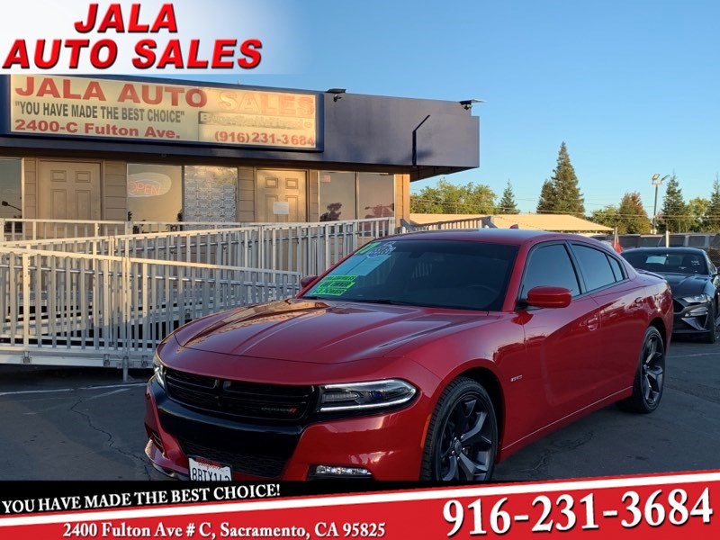 2017 Dodge Charger R/T**one owner****5.7Hemi***Navy**LOW LOW MILS****