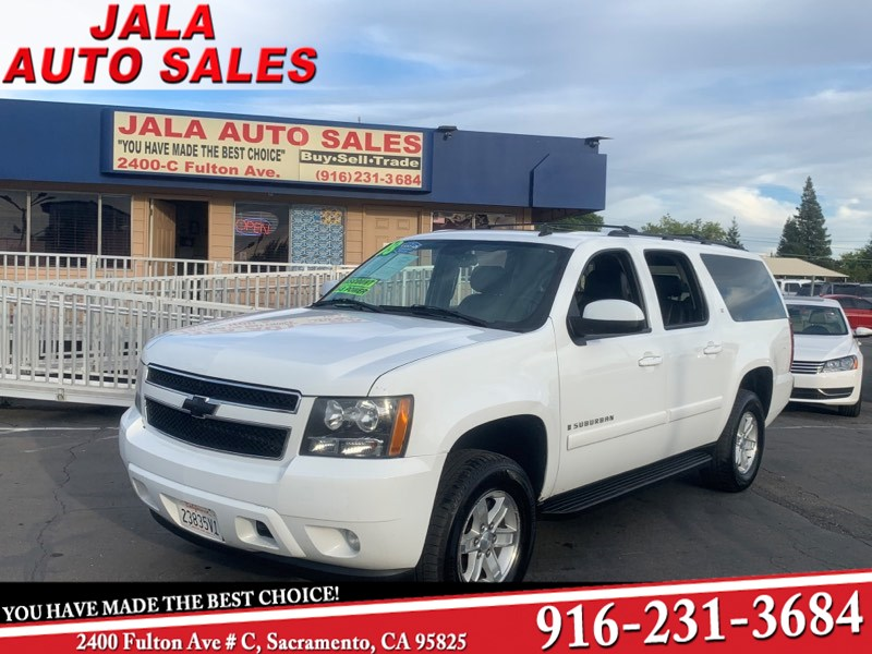 2008 Chevrolet Suburban LT ***leather***moon Roof ***4X4****