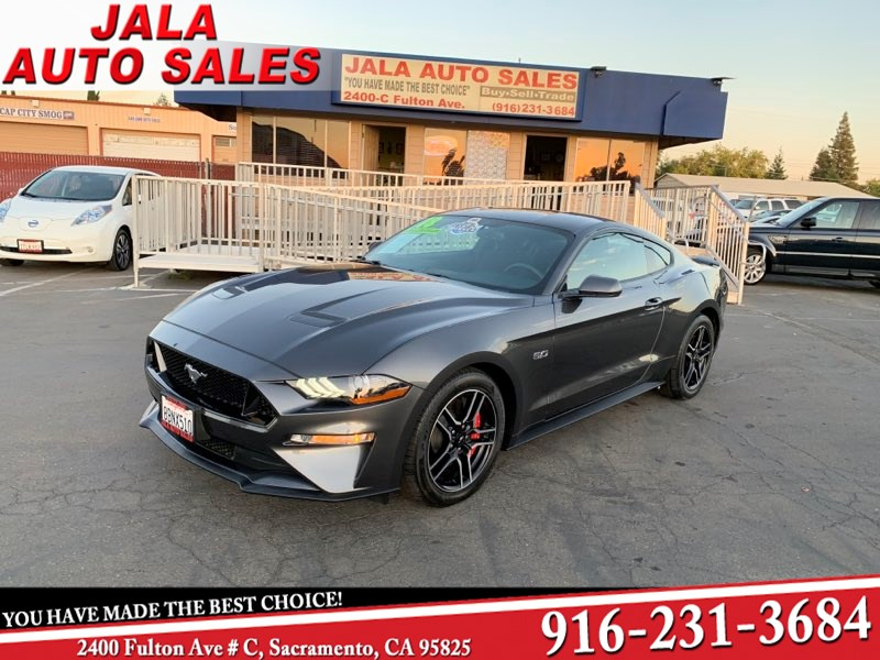 2018 Ford Mustang GT***SUPER NICE**LIKE NEW***5.0 GT**LOW LOW MILES