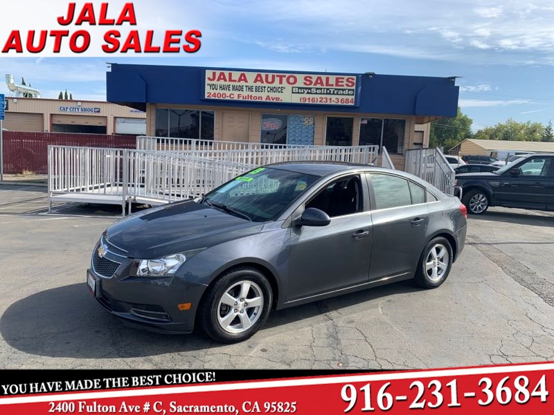 2013 Chevrolet Cruze 1LT***all power****gas saver****drive very nice***