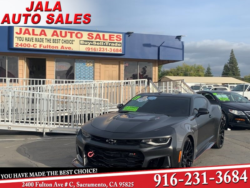 2017 Chevrolet Camaro ZL1**WOW**WOW**WOW**JUST 5K MILES**1 OWNER
