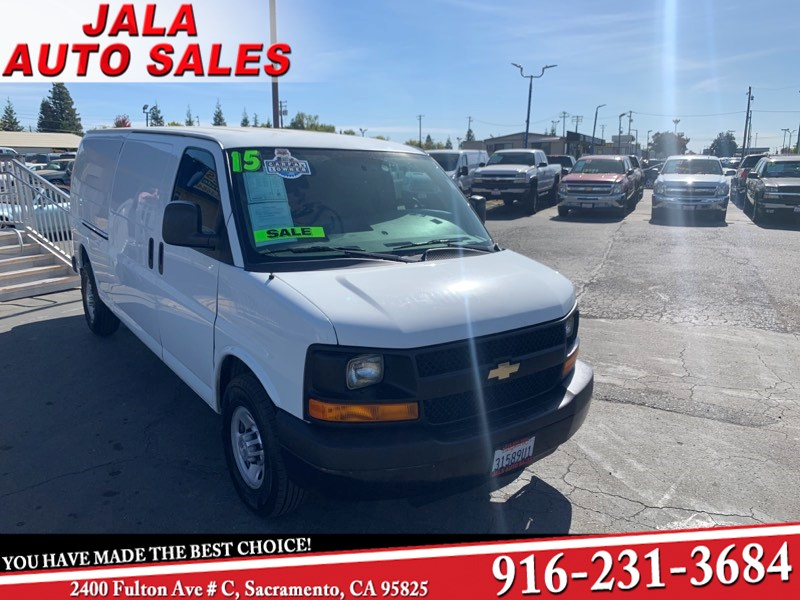 2015 Chevrolet Express Cargo Van 3500***One Owner****Ready For Work***