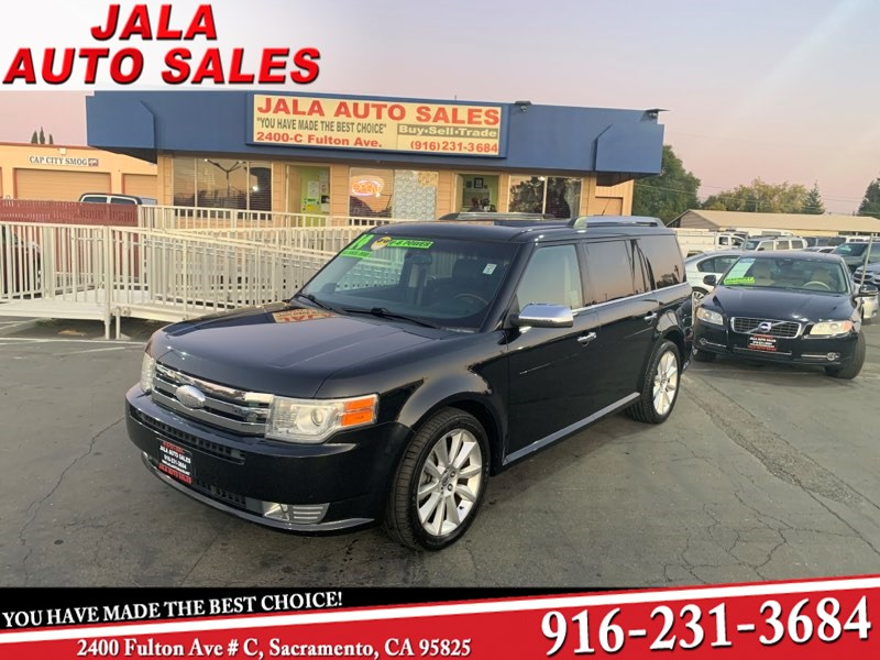 2011 Ford Flex Limited w/Ecoboost****LEATHER***NAVYGATION***AWD**