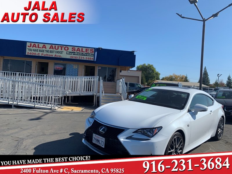 2017 Lexus RC RC 350**SUPER HOT FULLY LOADED**LOW MILES**