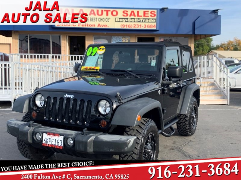 2009 Jeep Wrangler X**MANUAL**POWER WINDOWS AND DOOR LOCKS****4X4**